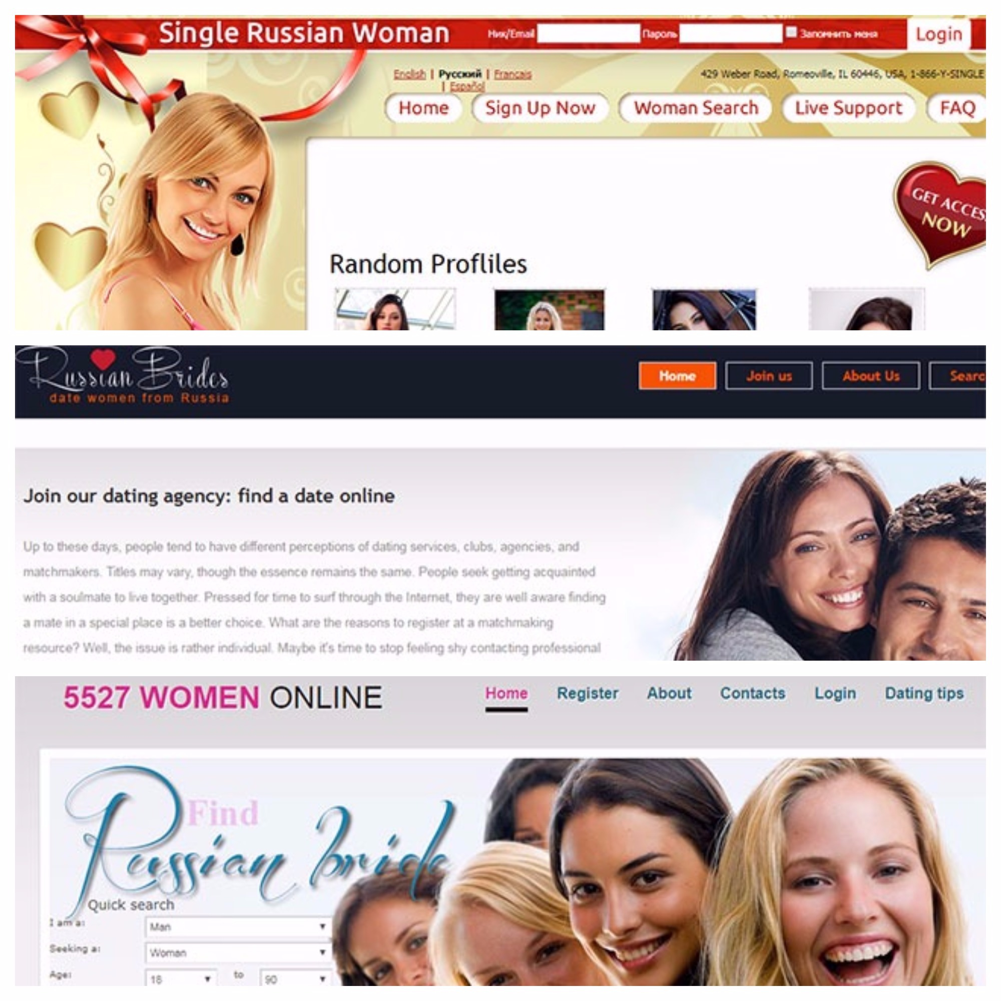 Reviews of online hookup sites canada